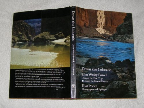 9780049170049: Down the Colorado: Diary of the First Trip Through the Grand Canyon