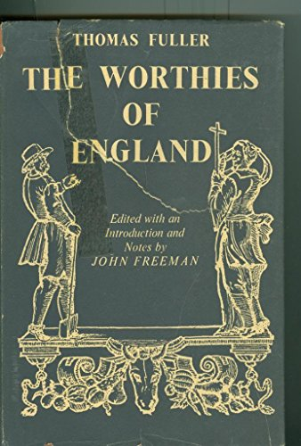 9780049200029: Worthies of England
