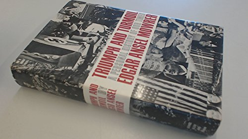 9780049200265: Triumph and Turmoil: A Personal History of Our Times
