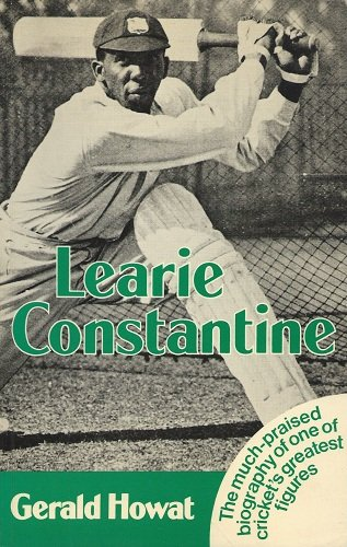 9780049200548: Learie Constantine