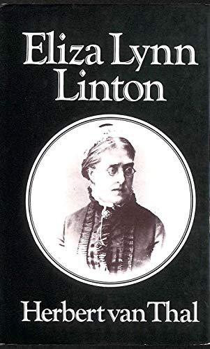 9780049200579: Eliza Lynn Linton: The Girl of the Period