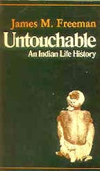 9780049200609: Untouchable: An Indian Life History