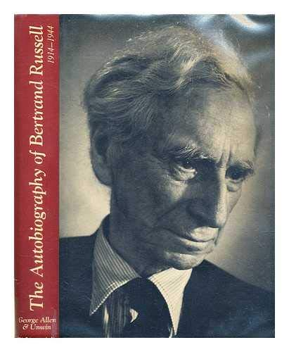9780049210097: 002: Autobiography of Bertrand Russell: 1914-1944