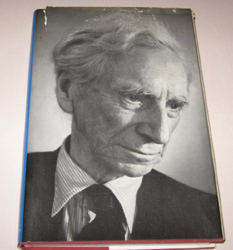 9780049210103: The Autobiography of Bertrand Russell: 1944-1967: Volume III