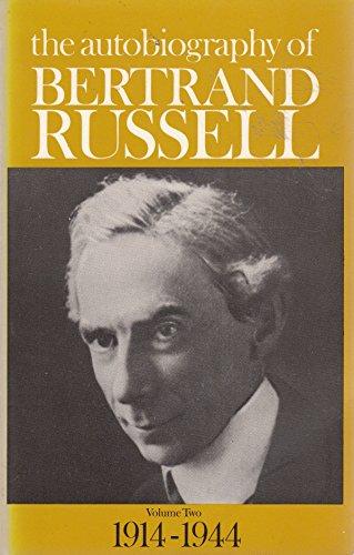 9780049210134: Autobiography: 1914-44 v. 2