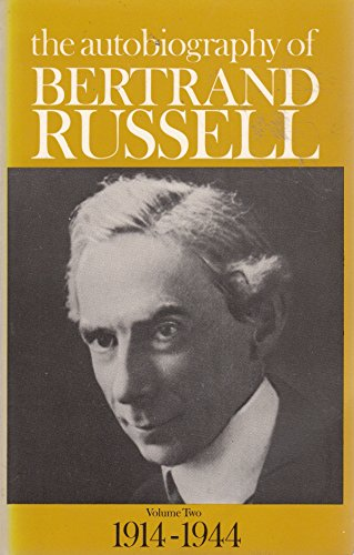The autobiography of Bertrand Russell : 1914-1944