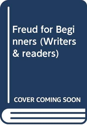 9780049210332: Freud for Beginners (Writers & readers)