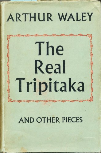 9780049220188: Real Tripitaka and Other Pieces