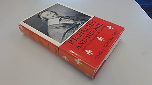 9780049220249: Richelieu and His Age: Assertion of Power and the Cold War v. 2
