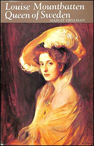9780049230446: Louise Mountbatten: Queen of Sweden