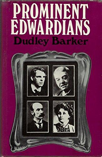9780049230477: Prominent Edwardians