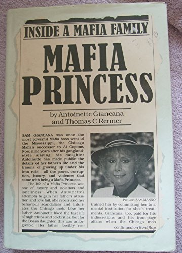 9780049230774: Mafia Princess