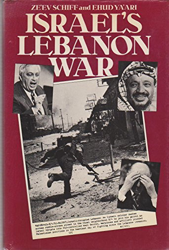 9780049230781: Israel's Lebanon War