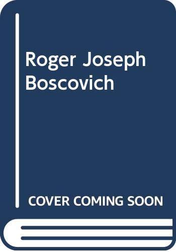 Roger Joseph Boscovich