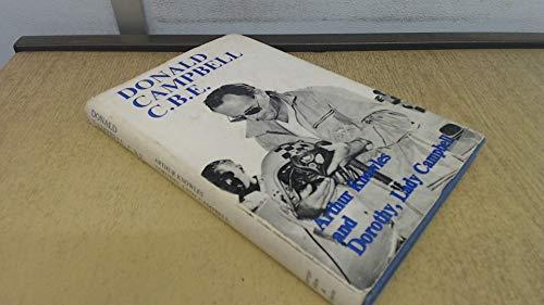 9780049260061: Donald Campbell, C.B.E.