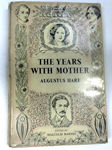 9780049280106: Years with Mother