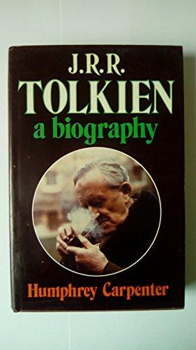 9780049280373: J.R.R.Tolkien: A Biography