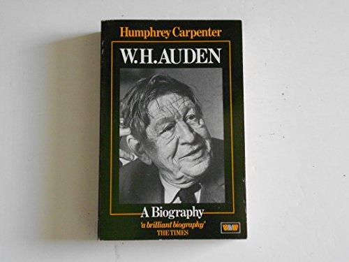 9780049280472: W.H.Auden: A Biography