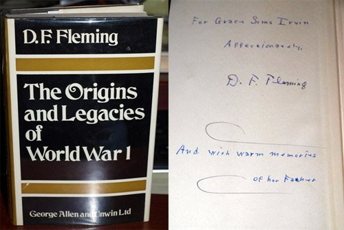 9780049400290: Origins and Legacies of World War I
