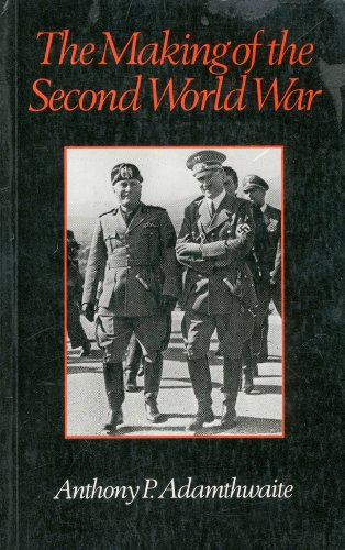 9780049400573: Making of the Second World War