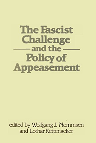 9780049400689: The Fascist Challenge and the Policy of Appeasement