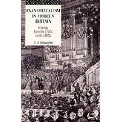 9780049410190: EVANGELICALISM MODERN BRITAIN PB