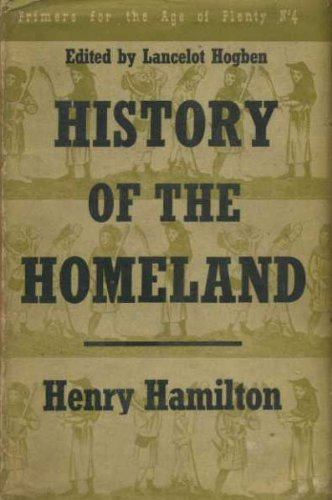 9780049420373: History of the Homeland