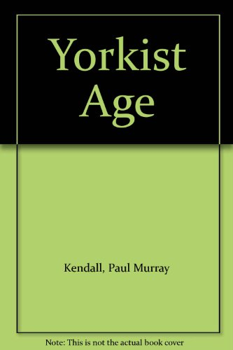 9780049420496: The Yorkist Age