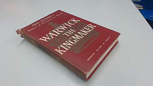 9780049420502: Warwick the Kingmaker