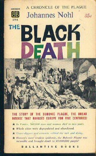 9780049420588: Black Death (U.Books) (English and German Edition)