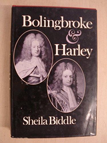 9780049421387: Bolingbroke and Harley
