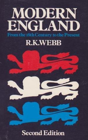 9780049421677: Modern England