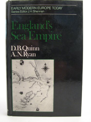 9780049421790: England's Sea Empire (Early modern Europe today)