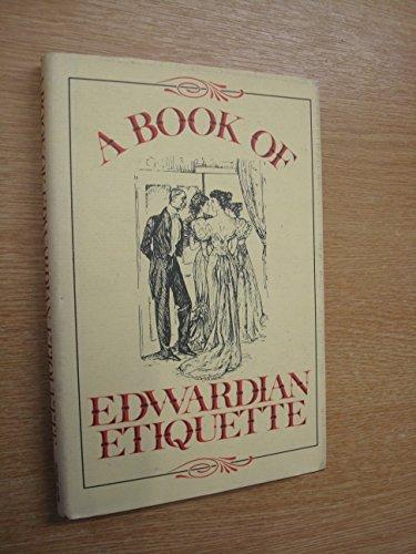 9780049421813: Book of Edwardian Etiquette