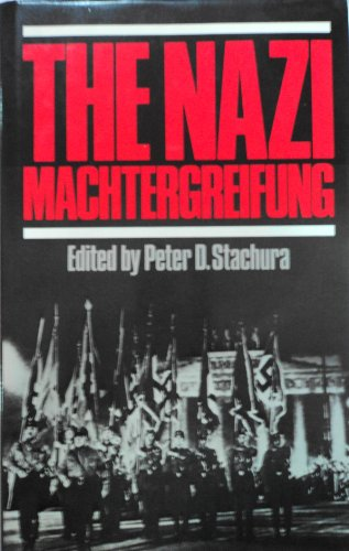 9780049430266: The Nazi Machtergreifung