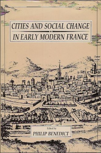 9780049440173: Cities and Social Change in Early Modern France