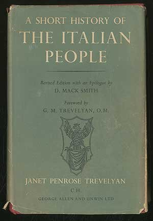 9780049450059: Short History of the Italian People