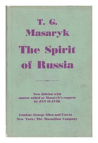 The Spirit of Russia (vol. 1)