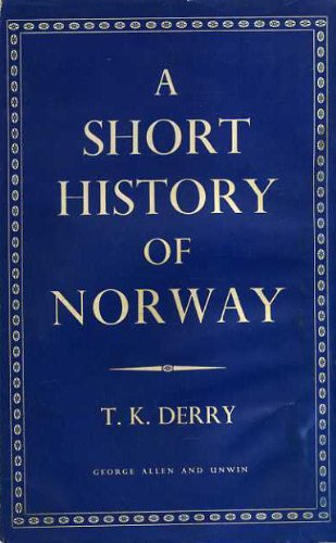 9780049480018: Short History of Norway
