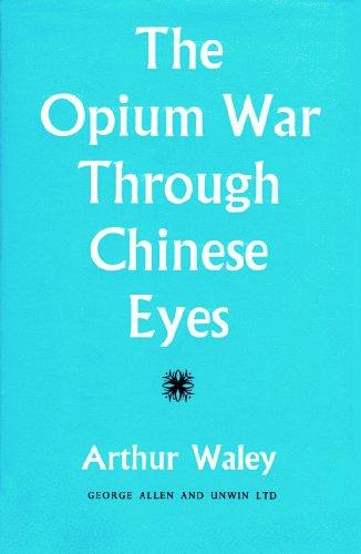 9780049510128: Opium War Through Chinese Eyes