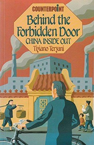 9780049510265: Behind the Forbidden Door: Travels in China
