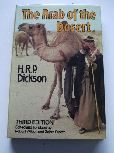 9780049530102: The Arab of the Desert