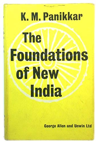 9780049540095: Foundations of New India