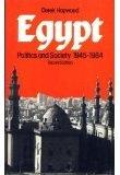 9780049560147: Egypt: Politics and Society, 1945-84