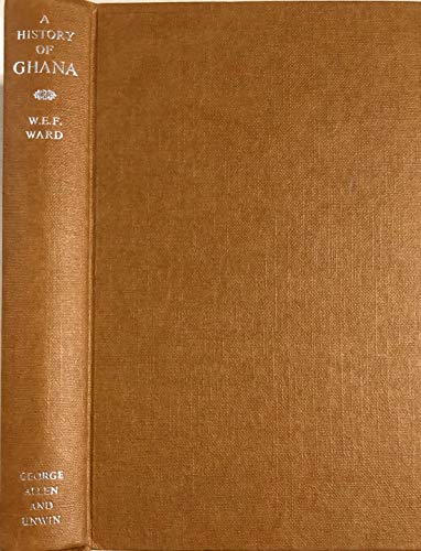 9780049660076: History of Ghana