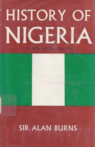 9780049660113: History of Nigeria