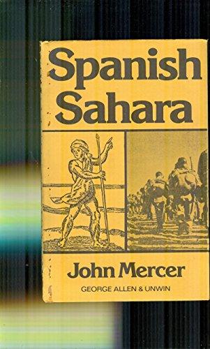 9780049660137: Spanish Sahara