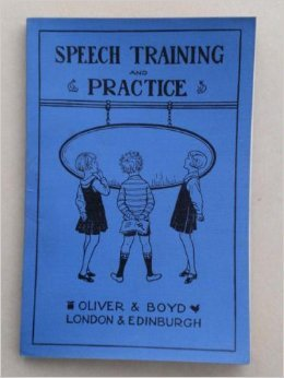 9780050000694: Speech Training and Practice for Juniors