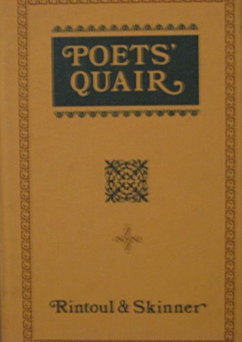 9780050003268: Poets' Quair: Anthology