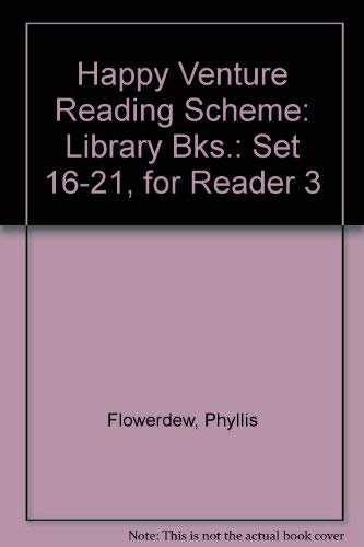 9780050003633: Happy Venture Reading Scheme: Library Bks.: Set 16-21, for Reader 3